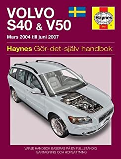 volvo s40 and v50 petrol and diesel service and repair manual 2004 rh amazon com 06 Volvo S40 Turbo 2007 Volvo S40 Turbo