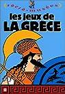 Les jeux de la Grèce par Dupuis