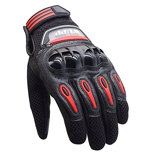 Riding Touch Screen Gloves,MeiLiio Unisex Full Finger Riding Gloves Bike Gloves Great for Cycling,Running, Rugby, Football, Hunting, Walking for Women and Men (L-Size)