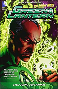 Image result for Green Lantern New 52