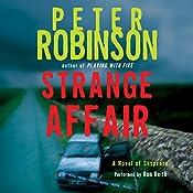 Strange Affair: A Novel of Suspense | Peter Robinson