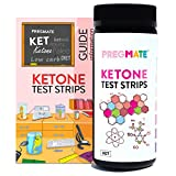 PREGMATE 100 Ketone Test Strips for...