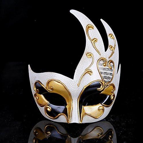 Máscara veneciana para hombre y mujer, diseño de máscara de ...