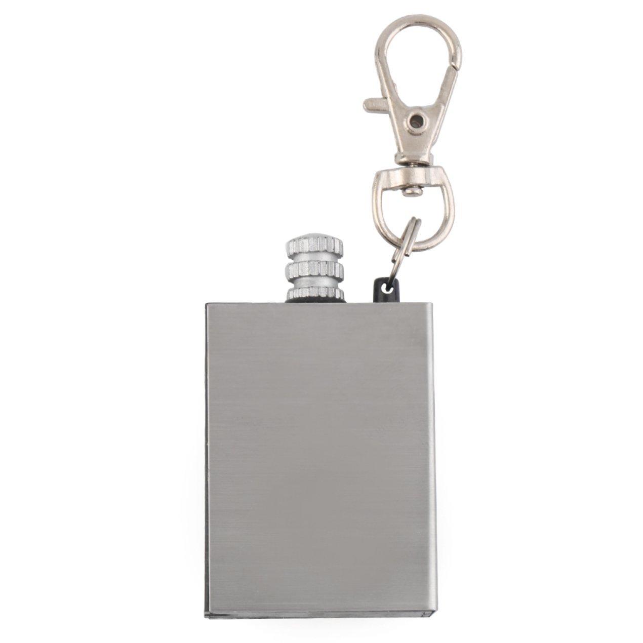 Dooret - Encendedor de Acero Inoxidable para emergencias de ...