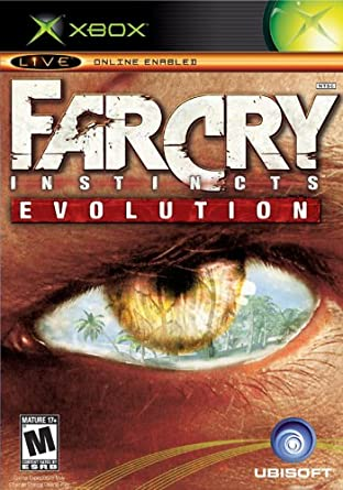 Amazon Com Far Cry Instincts Evolution Xbox Artist Not Provided Video Games