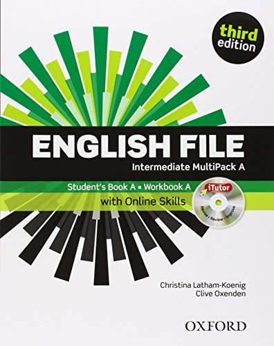 English File third edition: English File - Intermediate Multipack A. Online Skills (+ Itutor)
