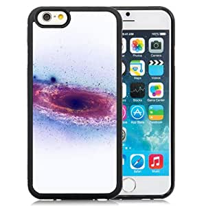 Unique Designed Cover Case For iPhone 6 4.7 Inch TPU With Mj Galaxy S Space War Nature Art Phone Case