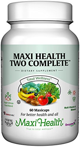 Maxi Health Two Complete Multivitamins product image
