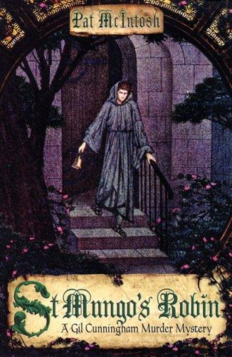 St Mungo's Robin: A Gil Cunningham Murder Mystery