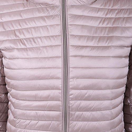 D3682WIRIS600144 The Down Jacket Save Grey Polyamide Duck Women's aSxwUq