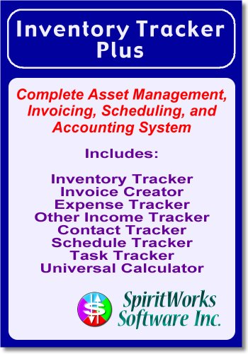 Inventory Tracker Plus [Download] by SpiritWorks Software Inc.
