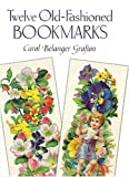 Twelve Old-Fashioned Bookmarks, , 0486290956