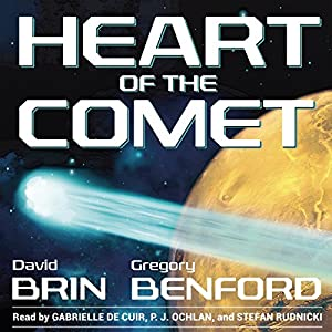 Heart of the Comet Hörbuch