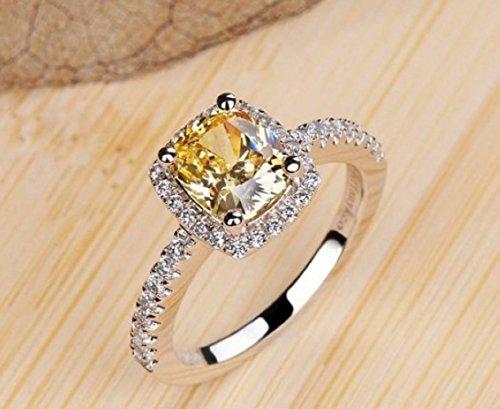 Swarovski Crystal Engagement Ring R24b product image