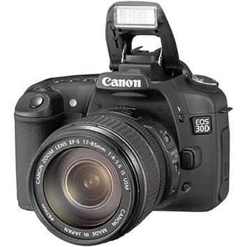 Review Canon EOS 30D DSLR