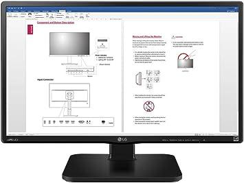 Lg Ips Business Monitor 24bk450h B Elektronik
