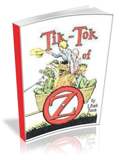 Betsy Bobbin (Tik-Tok of Oz [illustrated])