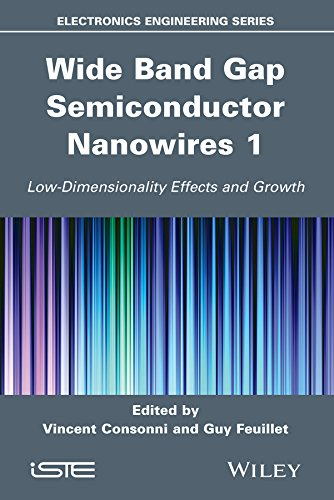 Band Semiconductors Wide Gap - Wide Band Gap Semiconductor Nanowires 1: Low-Dimensionality Effects and Growth (Electronics Engineering)