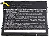 Synergy Digital Battery Compatible with Samsung EB-BT585ABA Replacement Battery (Li-Pol, 3.8V, 7300 mAh) - Repl. Samsung EB-BT585ABA Battery