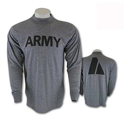 Military Dri-Release Long Sleeve PT T-Shirt Army 3 Pack (X-Large) (Release T Dri Shirt)