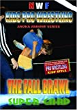 NWF Kids Pro Wrestling The Fall Brawl Super Card