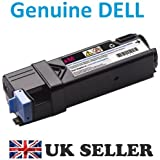 Genuine Original DELL 2150 2155 2150cn 2155cn 2155cdn MAGENTA Laser Toner Cartridge , 1200 Page Capacity , Dell P/N : TG7JW , 9M2WC , FREE DELIVERY