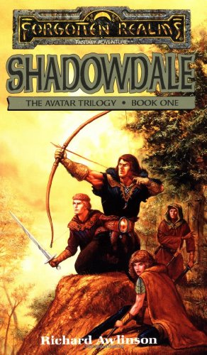 book cover of Shadowdale