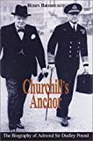 Front cover for the book Churchill's Anchor by Robin Brodhurst