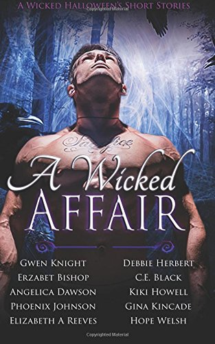 Wicked Affair Paranormal Romance Halloween product image