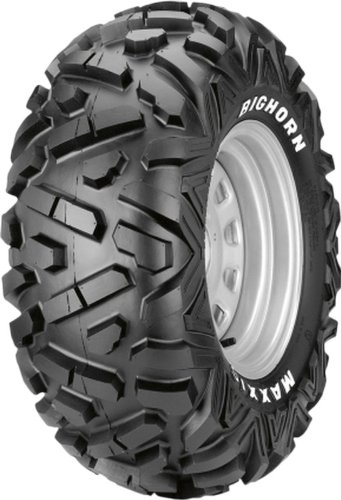 Maxxis M918 Bighorn Radial Rear Tire – 29x11R14, Position: Rear, Rim Size: 14, Tire Application: All-Terrain, Tire Size: 29x11x14, Tire Type: ATV/UTV, Tire Construction: Radial, Tire Ply: 6 TM00817100