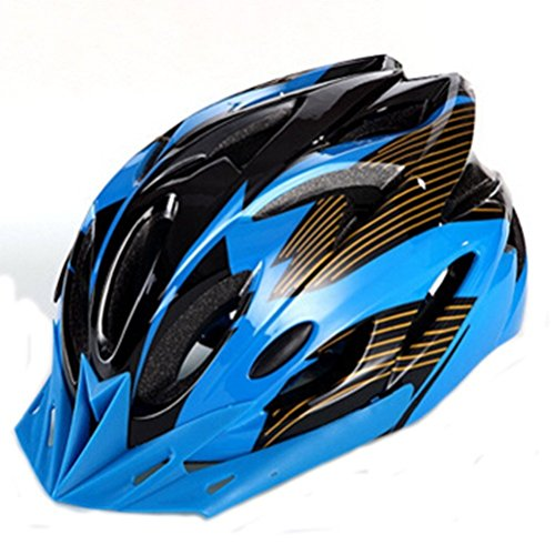 Bike-Helmet-Mountain-Bicycle-Road-Cycle-Helmet-Safety-Protection-For-Adult-Men-Women-With-Visor-Eco-FriendlyIntegrated-Ultralight