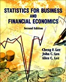 Statistics for Business and Financial Economics, John C. Lee and Alice C. Lee, 9810234856