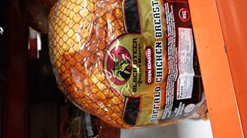 Black Steer: Oven Roasted Buffalo Chicken Breast (5 (Oven Roasted Chicken Breast)