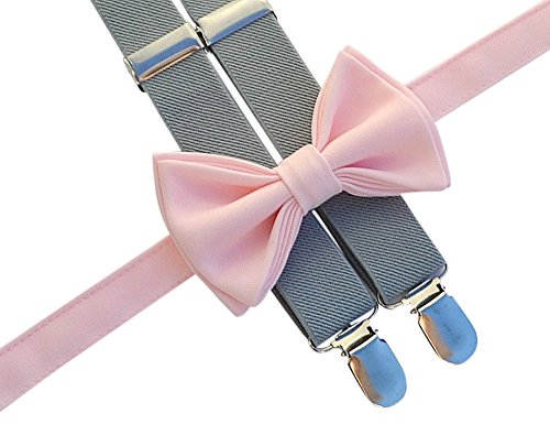 Armoniia Suspenders Bow Tie Set