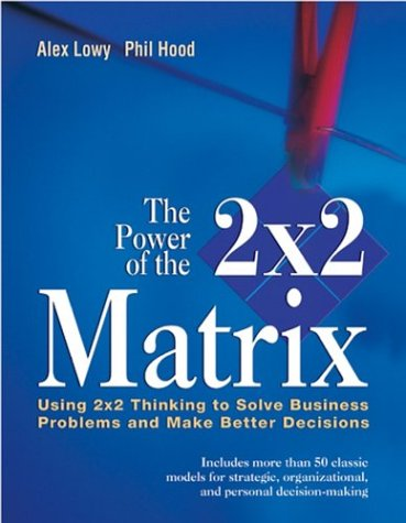 The Power of the 2 x 2 Matrix: Using 2 x 2 Thinking to Solve Business Problems and Make Better Decisions (Jossey Bass Bu