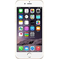 Celular Smartphone Apple iPhone 6-16GB (Dourado)