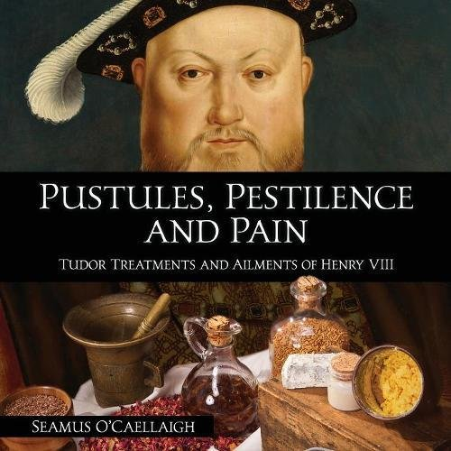 Pustules, Pestilence and Pain: Tudor Treatments and Ailments of Henry VIII pdf