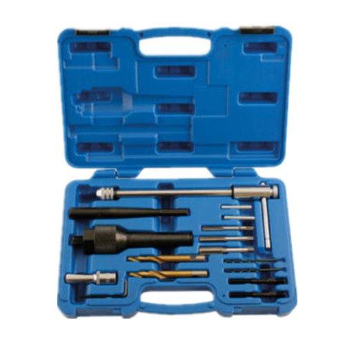 SUPERTOOLS 8mm & 10mm Damaged Glow Plug Removal Tool Kit TP1031