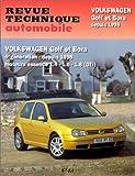 Image de Revue technique automobile. Volkswagen Golf et Bora depuis 1998