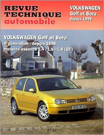 Rta 618.1 vw golf IV bora es. 1.4/1.6/1.8: Amazon.es: Libros en idiomas extranjeros