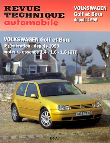 Rta 618.1 vw golf IV bora es. 1.4/1.6/1.8: Amazon.es: Libros en ...