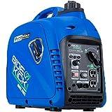 DuroMax XP2000EH Dual Fuel Inverter Generator, Blue