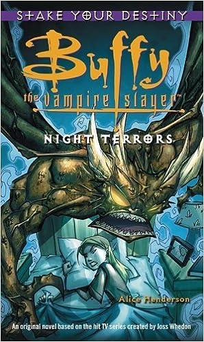 Night Terrors (Buffy the Vampire Slayer)