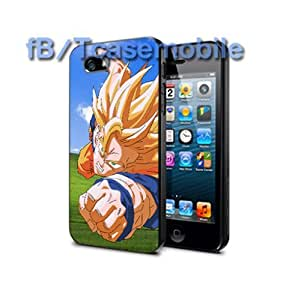 Dgz3 Silicone Cover Case Samsung S5 Dragonball Z Goku Game by supermalls