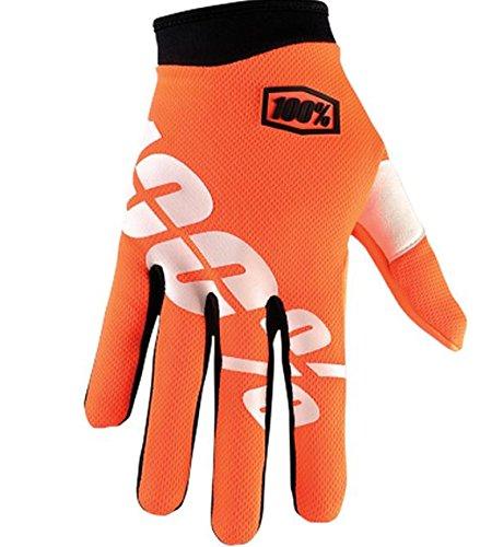 100  Itrack Gloves Caltrans Black  L   Mens