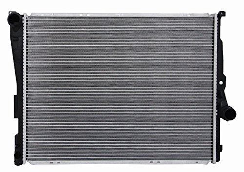 2001 Bmw 325i Radiator - OSC Cooling Products 2636 New Radiator