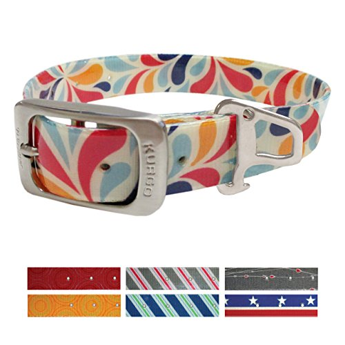 Kurgo Color Splash Waterproof Collar