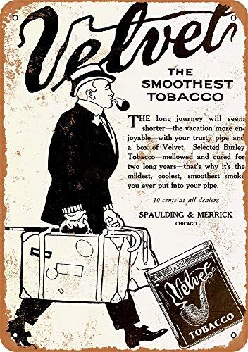 Velvet Pipe Tobacco - Tamengi 1911 Velvet Pipe Tobacco Vintage Look 8