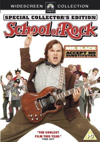 School of Rock [DVD] [2004]