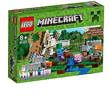 LEGO Minecraft Set El gólem de hierro